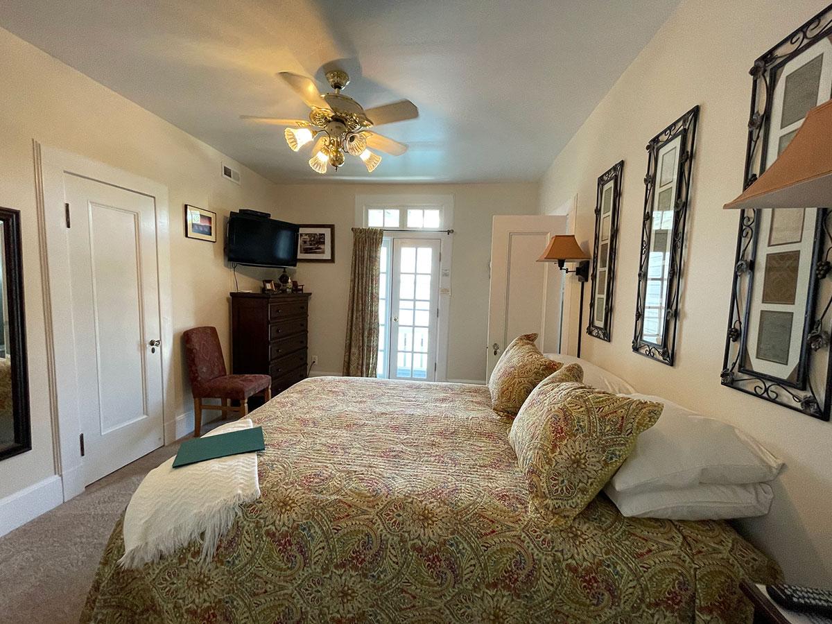 Mandy's Manor Room layout